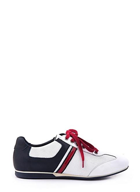 Kemal Tanca Ayakkabı Beyaz